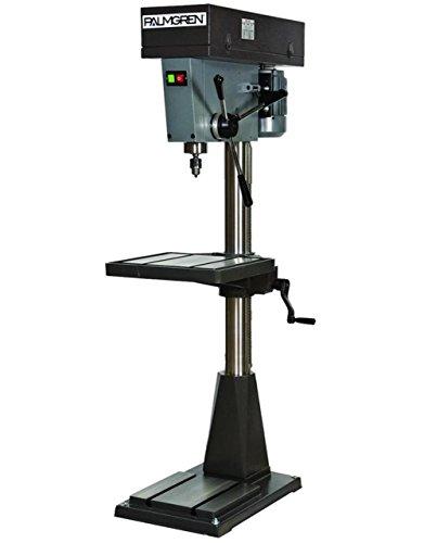 Palmgren 20'' 12-Speed Floor step pulley drill press by Palmgren