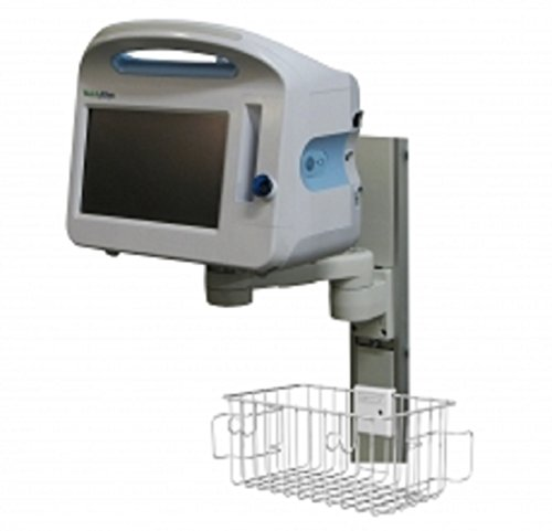 Wall Mount with Basket for Vital Signs Monitor 300 Series by Welch Allyn
