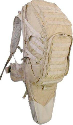 Eberlestock X3 LoDrag Pack, Dry Earth X3ME, Outdoor Stuffs