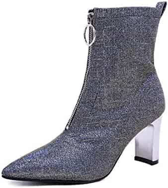 f61b94776b7c7 Shopping $50 to $100 - Silver - Boots - Shoes - Women - Clothing ...