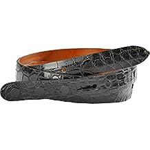 Lucchese Men's Alligator Leather Belt - W03275