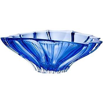 Amazon.com: vidrio de Bohemia vidrio bowl-vase