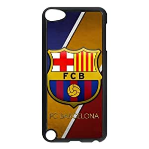 Barcelona For Ipod Touch 5 Cases Cell phone Case Eocb Plastic Durable Cover