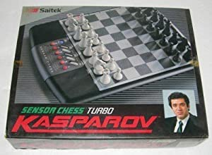 Sensor Chess Turbo Kasparov