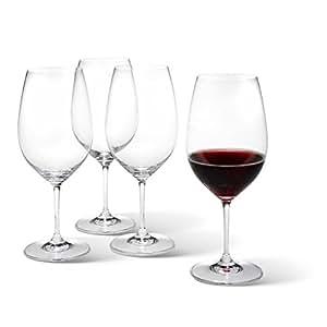 Riedel Vinum Syrah - Copas de vino (4 unidades)