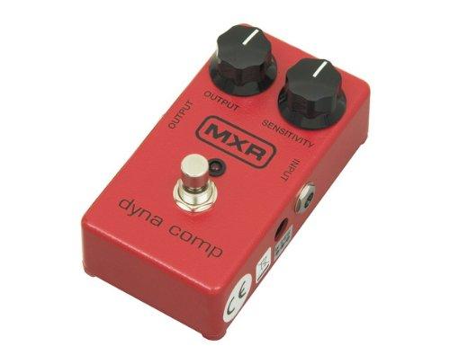 MXR M102 Dyna Comp Compressor Pedal w/Bonus RIS Picks (x3) 710137006539 by LuLu