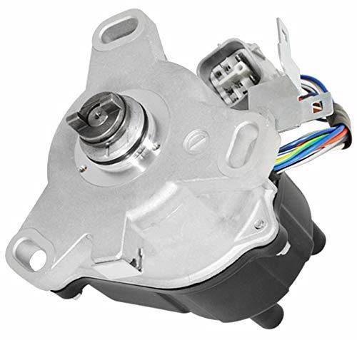 Distributor Cap Rotor Set - AJP Distributors Oem Replacement Ignition Distributor Cap Rotor Set For 1997 Acura EL 1.6L | For 1996-1998 Honda Civic 1.6L | For 1996 1997 Honda Del Sol 1.6L