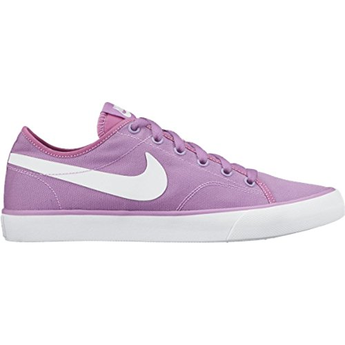 Canvas Nike White Purple Size 5 Court Primo Women's White Purple 4 Footwear wxtBg