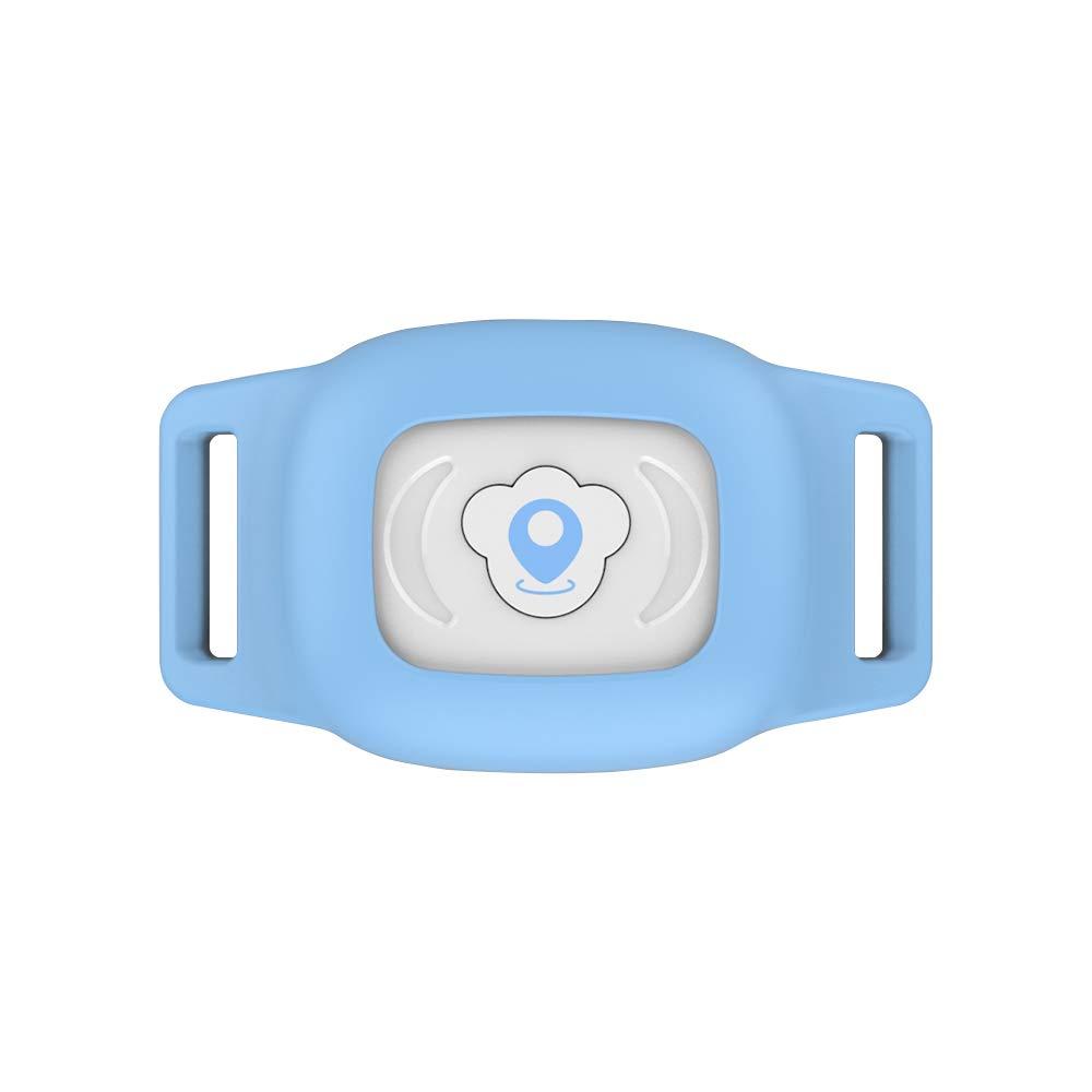 Festnight FT01 Mini Pet GPS AGPS LBS Suivi Tracker Collier Intelligent /Étanche IP67 pour Chien Chat AGPS LBS SMS Positionnement Geo-Barri/ère Dispositif