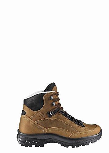 Hanwag Canyon, Zapatos de High Rise Senderismo para Hombre nuss hazelnut