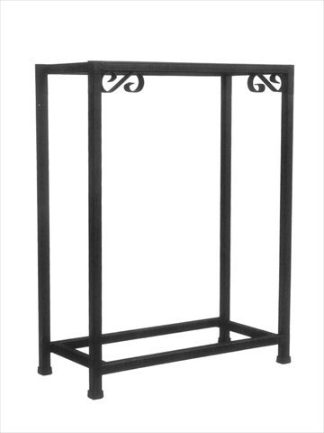 Double 30 gallon metal fish tank stand