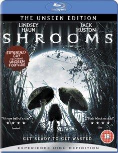 Shrooms Blu-ray [Region-Free]