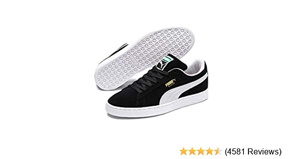 low priced 4f146 aba08 Amazon.com  PUMA Adult Suede Classic Shoe  Puma  Shoes