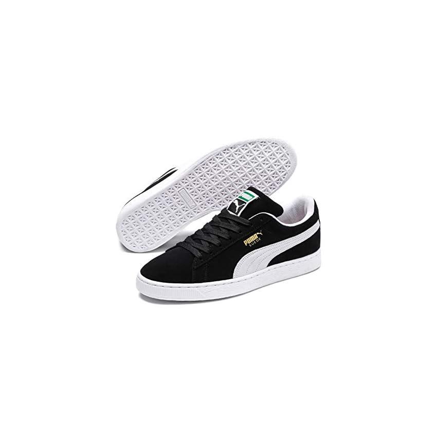 PUMA-Select-Mens-Suede-Classic-Plus-Sneakers