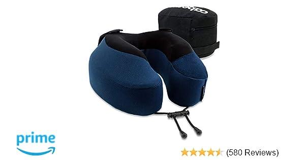 Amazon.com: Cabeau Evolution S3 Travel Pillow, Memory Foam ...