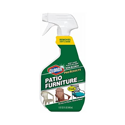 Amazon Clorox pany Pro Results Patio Furniture Cleaner 32