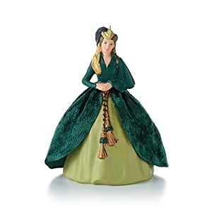 Scarlett's Green Gown - Gone With The Wind 2013 Hallmark Ornament