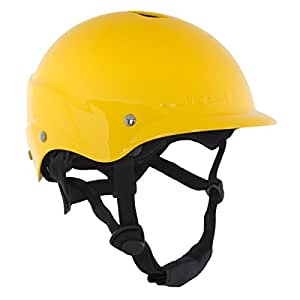 NRS WRSI Current Helmet With Vents - Yellow - Small/Medium