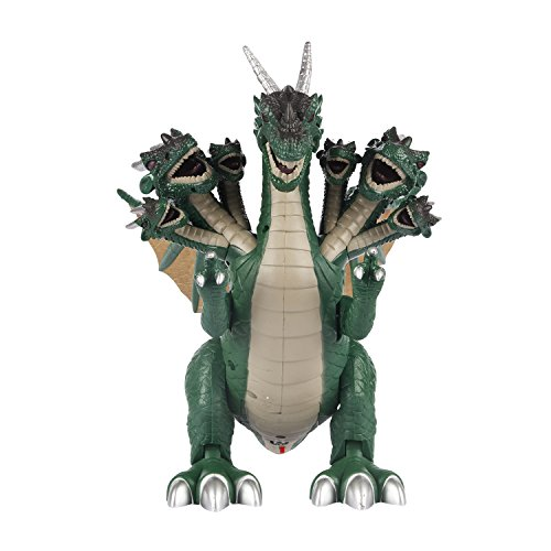 Allosaurus Dinosaur Costume (Action Packed Dinosaur Allosaurus Kid's Toy for Boys & Girls – Figure for Your Dino Collection-Educational Jurassic Action Figure, Realistic Sounds & Lights- Years 3+ (Green))