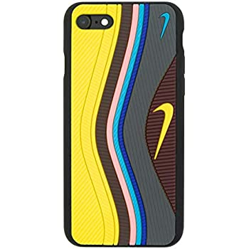 Amazon.com: NIKE AIR Force 1 iPhone 7 CASE Sole Collection
