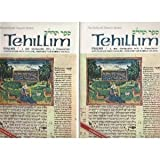 [Tehilim] : Tehillim: A New Translation with a Commentary Anthologized from Talmudic, Midrashic, and Rabbinic Sources, Feuer, Avrohom Chaim, 0899060609
