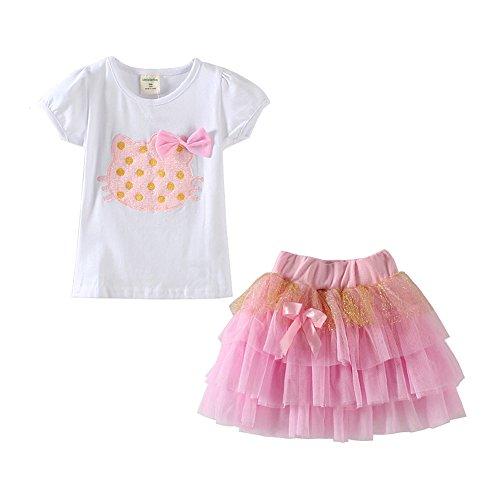 Mud K (Child Pink Tutu)