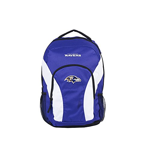 Baltimore Ravens Draft - The Northwest Company Officially Licensed NFL Baltimore Ravens Draftday Backpack
