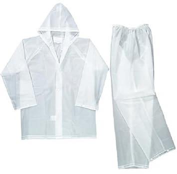 kajimeiku traje impermeable transparente por separado M EVA ...