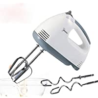 Okayji HE-133 Hand Mixer 7 Speed 180 Watt, White