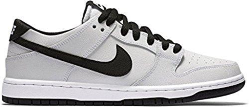 Nike Dunk Low Pro Iw, Scarpe Sportive Uomo White, Black-white