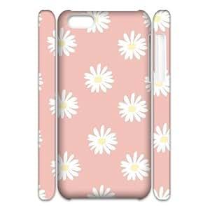 Daisy Custom 3D Cover Case for Iphone 5C,diy phone case ygtg559772