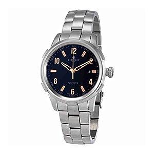 Perrelet Class-T Automatic Black Dial Mens Watch A1068/C