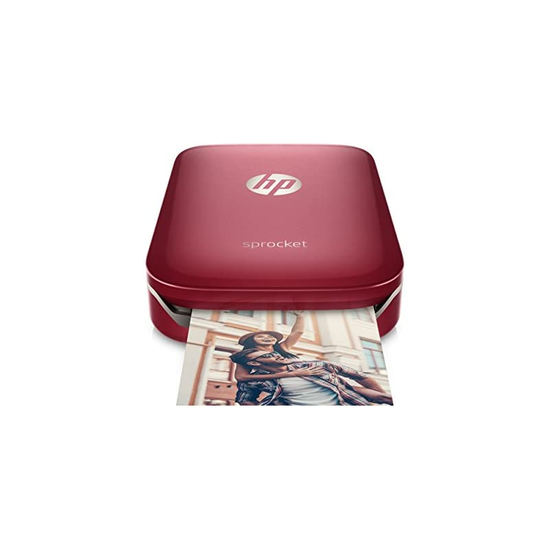HP Sprocket Portable Photo Printer, Prin