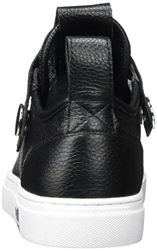 Armani Bassa, Sneaker Donna Nero (Nero 00020)