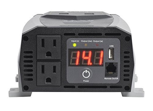 Cobra CPI1090 1000W Professional Power USB and 2 Outlets