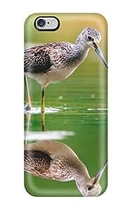 Best animal bird reflection green Anime Pop Culture Hard Plastic iPhone 6 Plus cases 8306845K534256900