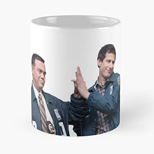 B99 Brooklyn 99 Tv Shows Coffee Mugs Unique Ceramic Novelty Cup