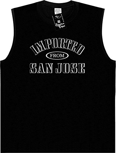 Funny Sleeveless Size S T-Shirt (Imported From San Jose (CA) Tank - Jose Shopping San Ca