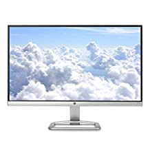 HP Monitor T3M74AA#ABA 23-Inch Screen Led-Lit, Natural Silver and Black