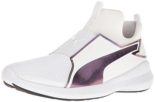 Trainer Swan White Rebel puma WNS Women's Shoe White Cross Puma Mid PUMA wqY7f