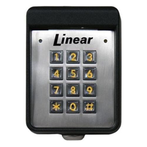 Linear Access Control Digital Keypad, Outdoor (ACP00748) by Linear
