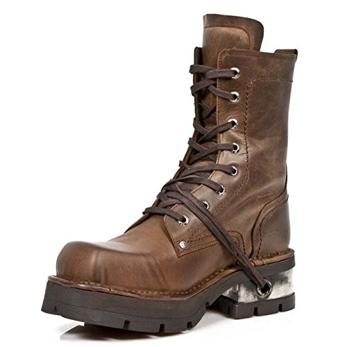 S2 1623 40 New Neobiker Ready Leather M Neobiker Rock Size Men Neobiker Stock Brown OwIrIqHX