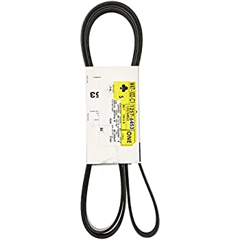GM OEM-Serpentine Drive Fan Belt 12576453