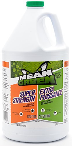 (Mean Green Super Strength Cleaner and Degreaser for Boats, RVs, Outdoor Furniture, Laundry Stain Remover Mega Value Bottle 128 floz)