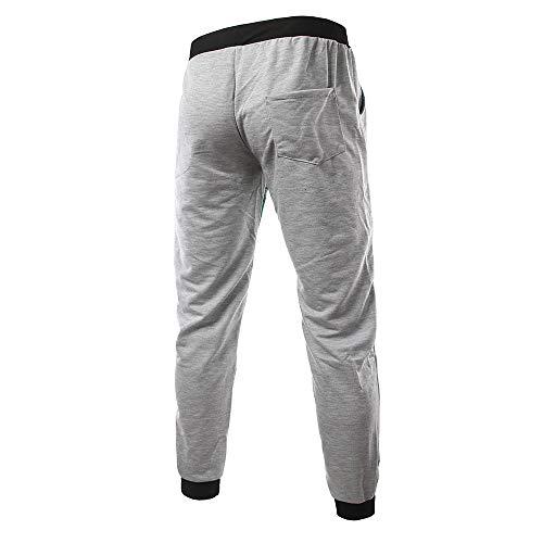 Digitale Pantaloni Pants Autunno Laterali Friday Di Stampa Maschi THv8Y