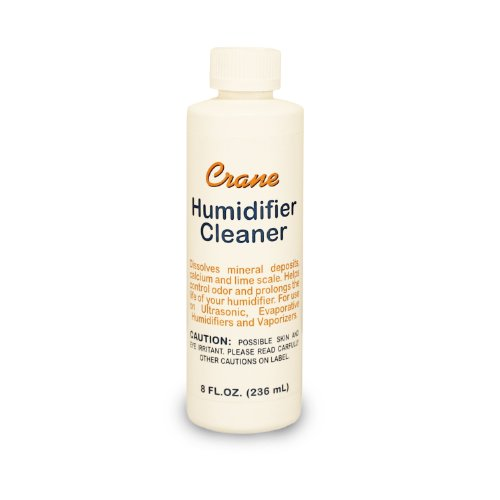 Crane Accessories, Humidifier Cleaner Removes Mineral Build-Up, 8oz