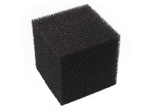 LTWHOME 8″ Inch Coarse Pond Filter Foam Cube Block Pump Pre Filter Sponge (Pack of 1)