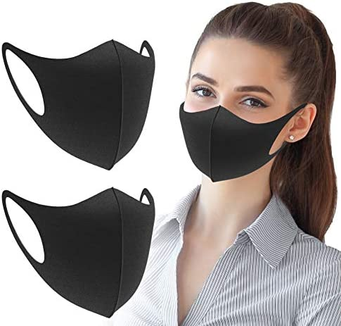 Tiamat+ 3 Pack UniFace Mask Outdoor Anti-Haze Face Durable Breathable Lightweight Face Mask Shield Dust Mouth Mask