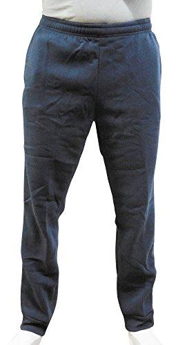 U.S. Polo Assn. Men's Fleece Jog Pant, Classic Navy, X-Large