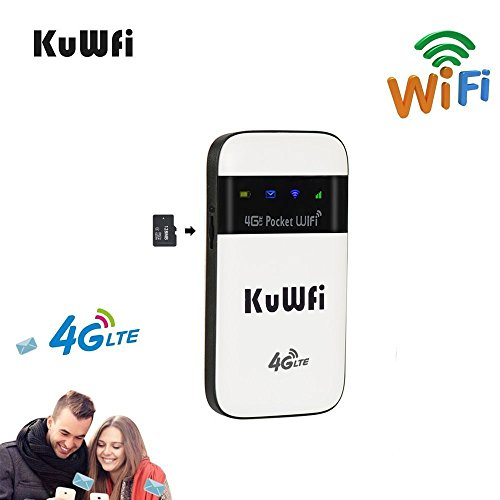 Review KuWFi 4G Lte Pocket